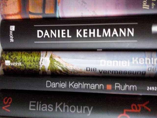 ruhm ein roman in neun geschichten